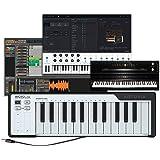 Arturia 230512 Microlab Keyboard Controller, Black