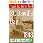 St. David's Day, 1848 (A Nick & Carter Holiday Book 6)