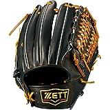 ZETT(ゼット) 野球 硬式 グラブ (グローブ) プロステイタス セカンド ショート 右投用 BPROG36