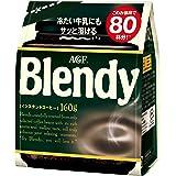 AGF ブレンディ 袋 160g 【 インスタントコーヒー 】【 水に溶けるコーヒー 】【 詰め替え エコパック 】