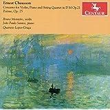Concerto for Violin/Piano & String Quartet