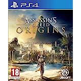 Ubisoft Assassin's Creed Origins, PS4 Basic PlayStation 4 video game - video games (PS4, Basic, PlayStation 4, Action / Adven