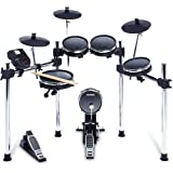 Alesis SURGEMESHKIT Surge Mesh Kit Alesis Surge Mesh Kit | Eight-Piece Electronic Drum Kit with Mesh Heads, Kits, Sounds and