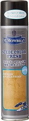 [エム・モゥブレィ] スエード用栄養・防水スプレー スエードカラーフレッシュ 2106 メンズ ニュートラル One size