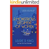 A Monstrous Regiment of Women: A puzzling mystery for Mary Russell and Sherlock Holmes (A Mary Russell & Sherlock Holmes Myst