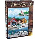 Holdson 770595 Dock of The Bay Cat Burglar 1000pc Jigsaw Puzzle