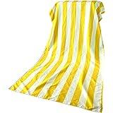 SportLite Microfiber Beach Towels - Printed or Unprinted Styles - Cabana Towels - Surf Towels - Sand Free - Fast Dry (32 x 68