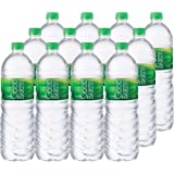 Good Earth Pure Drinking Water Case, 1500 ml (Pack of 12)