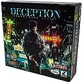 Grey Fox Games Deception: Undercover Allies ディセプション Murder in Hong Kong 拡張版 [並行輸入品]