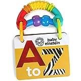 Baby Einstein A-to-Z Curiosity Cards Flash Cards BE11795, Multi