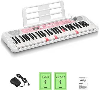 CASIO(カシオ) 61鍵盤 電子キーボード 光ナビゲーション LK-312