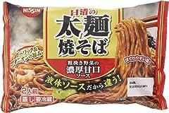 [冷蔵] 日清チルド 日清の太麺焼そば濃厚甘口ソース 2人前