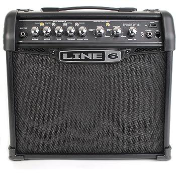 Line6 モデリングギターアンプ SPIDER IV 15