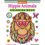 Hippie Animals Coloring Book (Coloring Is Fun) (Design Originals)
