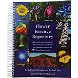 Flower Essence Services Flower Essence Repertory, Comb Bound Book