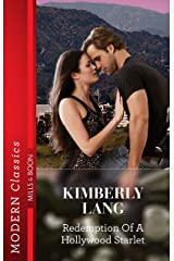 Redemption Of A Hollywood Starlet Kindle Edition