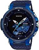 [カシオ] 腕時計 スマートアウトドアウォッチ プロトレックスマート GPS搭載 WSD-F30-BU メンズ ブルー