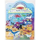 Melissa & Doug 30520 M&D - Reusable Puffy Sticker Play Set- Ocean Sticker Play Set