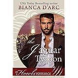 The Jaguar Tycoon: Howls Romance (Tales of the Were: Jaguar Island Book 1)