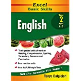 Excel Basic Skills Workbook: English Year 2