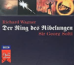 Wagner: Der Ring des Nibelungen (Ring Cycle Complete)