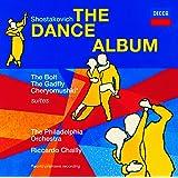 ショスタコーヴィチ:ダンス・アルバム