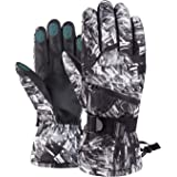 Ski Gloves, Waterproof Snow Gloves -30℉ Winter Gloves for Cold Weather Touchscreen Snowboard Gloves Warm for Men Women