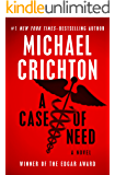 A Case of Need: A Novel (English Edition)