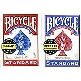 Bicycle トランプ ポーカーサイズ 12枚パック