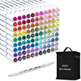101 Colors Art Markers by Shuttle Art