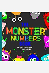The Monster Numbers Book: Learning Numbers With Little Monsters Kindle Edition