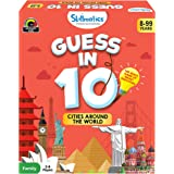 Skillmatics Educational Game : Guess in 10 (Ages 6-99 Years) Cities Around The World