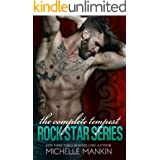 The Complete Tempest Rockstar Series: Rockstar Enemies to Lovers Romance: Includes Irresistible Refrain, Enticing Interlude,