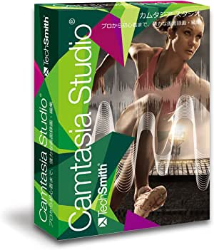 TechSmith Camtasia Studio 8 Package for Windows