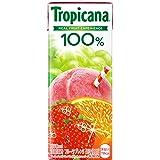 トロピカーナ 100% フルーツブレンド 250ml×24本