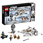 LEGO Star Wars: The Empire Strikes Back Snowspeeder – 20th Anniversary Edition 75259 Building Kit