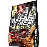 【国内正規品】Muscletech(マッスルテック) ニトロテック 100%WHEY GOLD ホエイゴールド ダブルリッチチョコレート 3.6kg