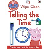 Peppa Pig: Practise with Peppa: Wipe-Clean Telling the Time