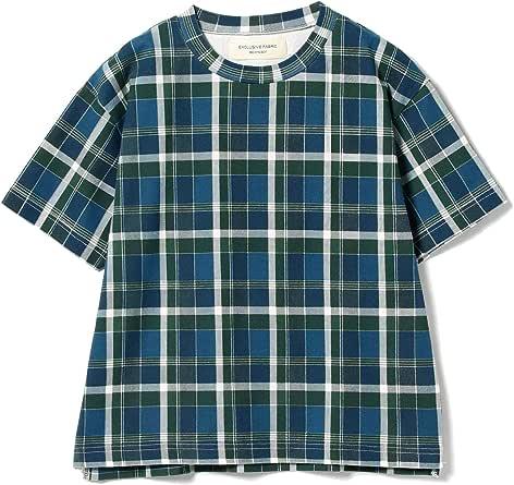[ビームスボーイ] Tシャツ/マドラス クルーネック Tシャツ レディース
