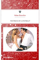 Mistress By Contract Kindle Edition