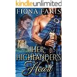 Her Highlander's Heart: Scottish Medieval Highlander Romance (Highlanders of Cadney Book 2)