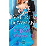 The Valet Who Loved Me (The Footmen's Club Book 3)