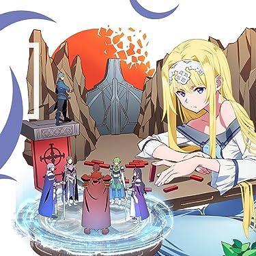 ソードアートオンライン iPad壁紙 or ランドスケープ用スマホ壁紙(1:1)-1 - アリスと整合騎士