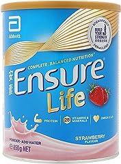 Abbott Ensure Life Nutrition Powder - Strawberry 850g