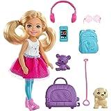 バービー(Barbie) ドリームハウスアドベンチャー チェルシー FWV20