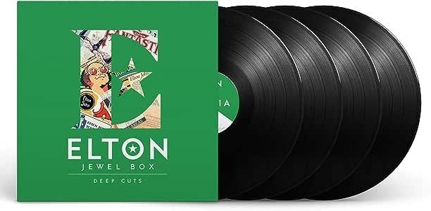 Jewel Box (Deep Cuts) [12 inch Analog]