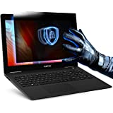 VINTEZ 15.6 Inch Computer Privacy Screen Filter for Widescreen Laptop - Notebook - Anti-Glare - Anti-Scratch Protector Film f