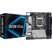 ASRock Intel 第10世代CPU(LGA1200)対応 H470チップセット搭載 Mini-ITXマザーボード…