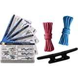 ReferenceReady Nautical Knot Tying Kit for Boaters and Sailors