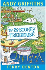 The 26-Storey Treehouse (The Treehouse Series Book 2) Kindle Edition